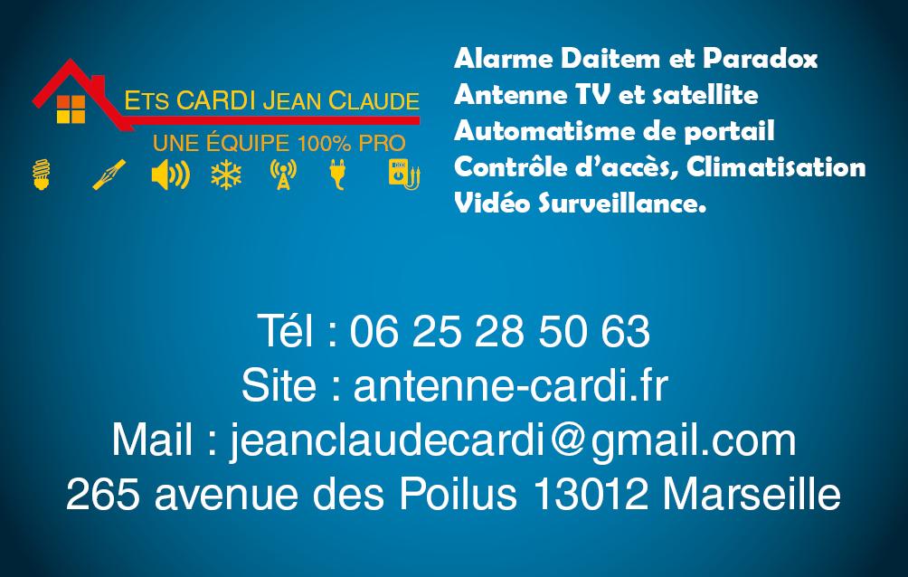 Ets Cardi, installation antenne, parabole, satelite et automatisme de portail